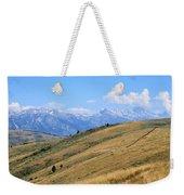 Climb Every Mountain Weekender Tote Bag