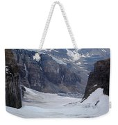 T-803501-b-climbers In The Death Trap Weekender Tote Bag