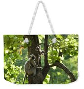 Climbing Lessons Weekender Tote Bag