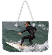 Climbing The Wave Weekender Tote Bag