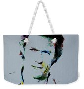Clint Eastwood 2 Weekender Tote Bag