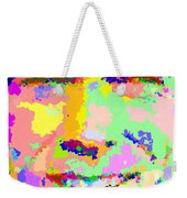 Clint Eastwood Abstract 01 Weekender Tote Bag