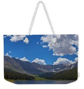 Clinton Gulch Summer Weekender Tote Bag