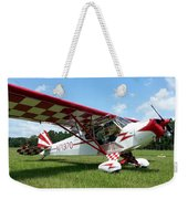 Clipped Wing Cub Weekender Tote Bag