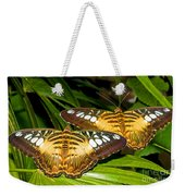 Clipper Butterflies Weekender Tote Bag