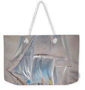 Clipper In Mist Weekender Tote Bag