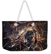 Cloaked In The Wind Weekender Tote Bag