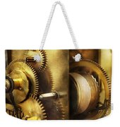 Clockmaker - We All Mesh Weekender Tote Bag