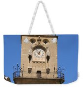 Clocktower - Aix En Provence Weekender Tote Bag