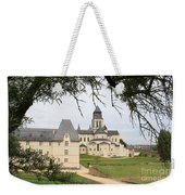 Cloister Fontevraud View - France Weekender Tote Bag