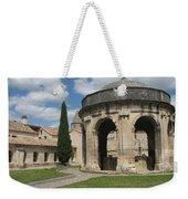Cloister Of Saint John Chartreuse Du Val De Benediction Weekender Tote Bag