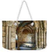 Cloisters Arch Weekender Tote Bag
