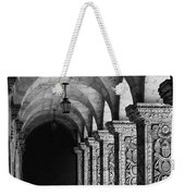 Cloisters In Arequipa Peru Weekender Tote Bag
