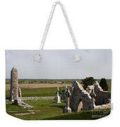 Clonmacnoise - Ireland Weekender Tote Bag