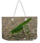 Close Encounter Of The Green Kind Weekender Tote Bag