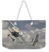 Close Encounter Weekender Tote Bag