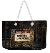 Close Enough For Me Weekender Tote Bag by Bob Orsillo