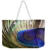 Close Feather Weekender Tote Bag