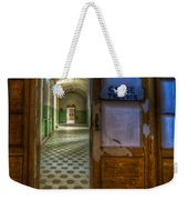 Close The Door Weekender Tote Bag