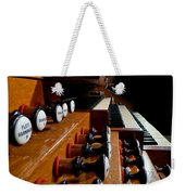 Close To The Keys Weekender Tote Bag