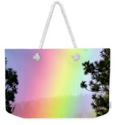 Close To The Pot Of Gold Weekender Tote Bag