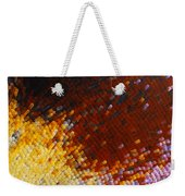 Extreme Close Up Of A Butterfly's Wing Weekender Tote Bag