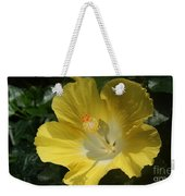 Close Up Of A Hibiscus...   # Weekender Tote Bag