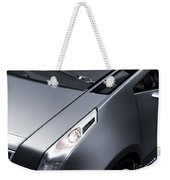 Close Up Of Cadillac Ulc Urban Luxury Car Weekender Tote Bag
