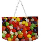 Close Up Of Jelly Beans Weekender Tote Bag