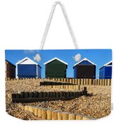 Closed For The Winter Weekender Tote Bag