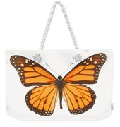 Closeup Of A Butterfly Weekender Tote Bag