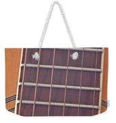 Closeup Of Guitar Art Prints Weekender Tote Bag