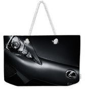 Closeup Of Lexus Lfa Car Weekender Tote Bag