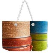 Cloth Ribbons Weekender Tote Bag