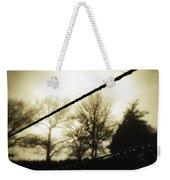 Clotheslines  Weekender Tote Bag by Les Cunliffe