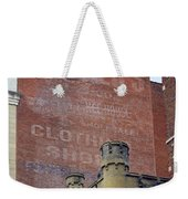Classic Cincinnati Architecture Weekender Tote Bag