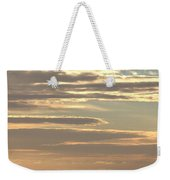 Cloud Abstract II Weekender Tote Bag