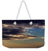 Cloud Abstract Weekender Tote Bag