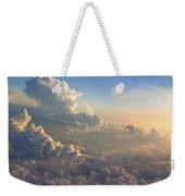 Cloud Bank Weekender Tote Bag
