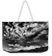 Cloud Explosion Weekender Tote Bag