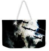 Cloud Formation Weekender Tote Bag