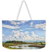 Cloud Formations Weekender Tote Bag
