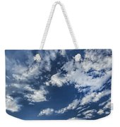 Cloud Puffs Weekender Tote Bag