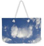 Cloud Series 12 Weekender Tote Bag