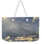 Cloud Series 37 Weekender Tote Bag