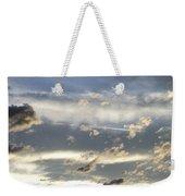 Cloud Series 39 Weekender Tote Bag