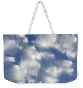 Cloud Series 4 Weekender Tote Bag