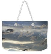 Cloud Series 43 Weekender Tote Bag