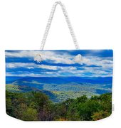 Cloud Shadows Weekender Tote Bag