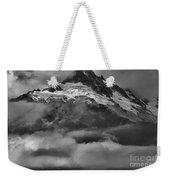 Cloud Smothered Peaks Weekender Tote Bag